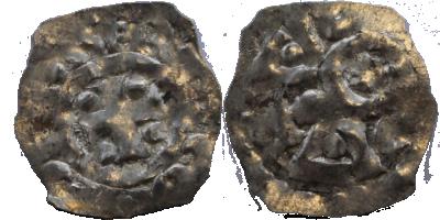 Robert II Hertug av Normandie, denier