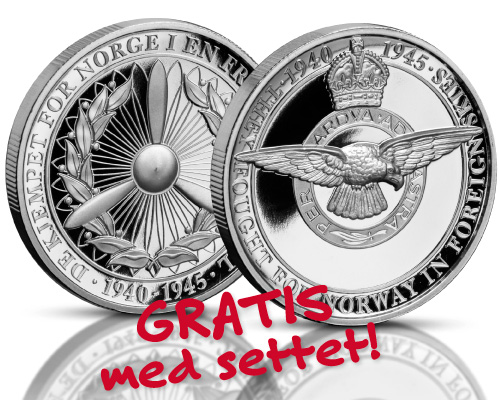 Gratis Royal Air Force medalje