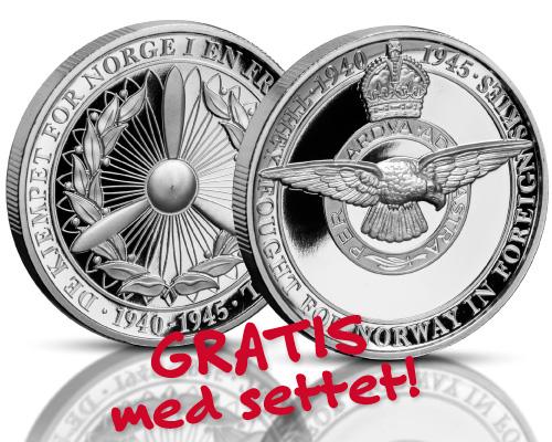 Gratis Royal Air Force medalje