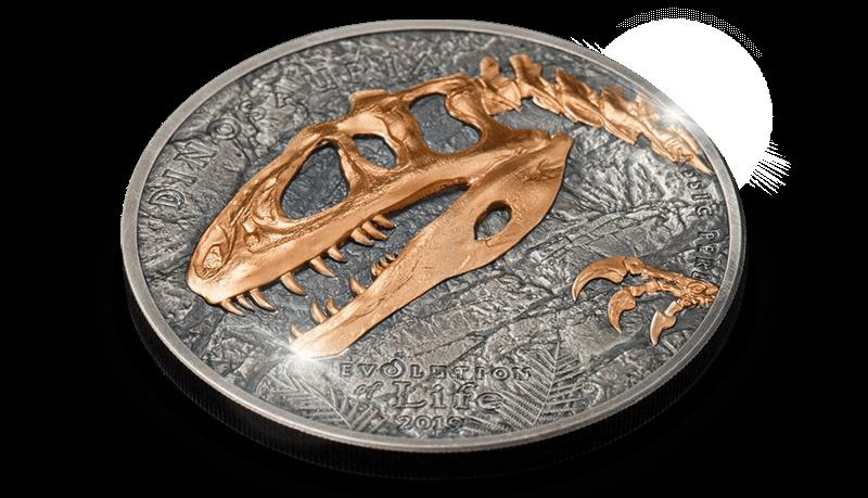 Sinraptor-mynt