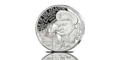 Slaget om Atlanterhavet sølvsamling