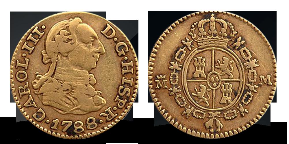 """Amerikas """"første gulldollar"""""""