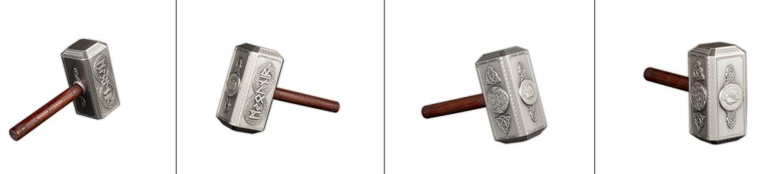 Bildesamling av Tors hammer