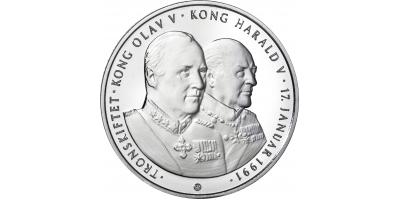 Tronskiftemedaljen