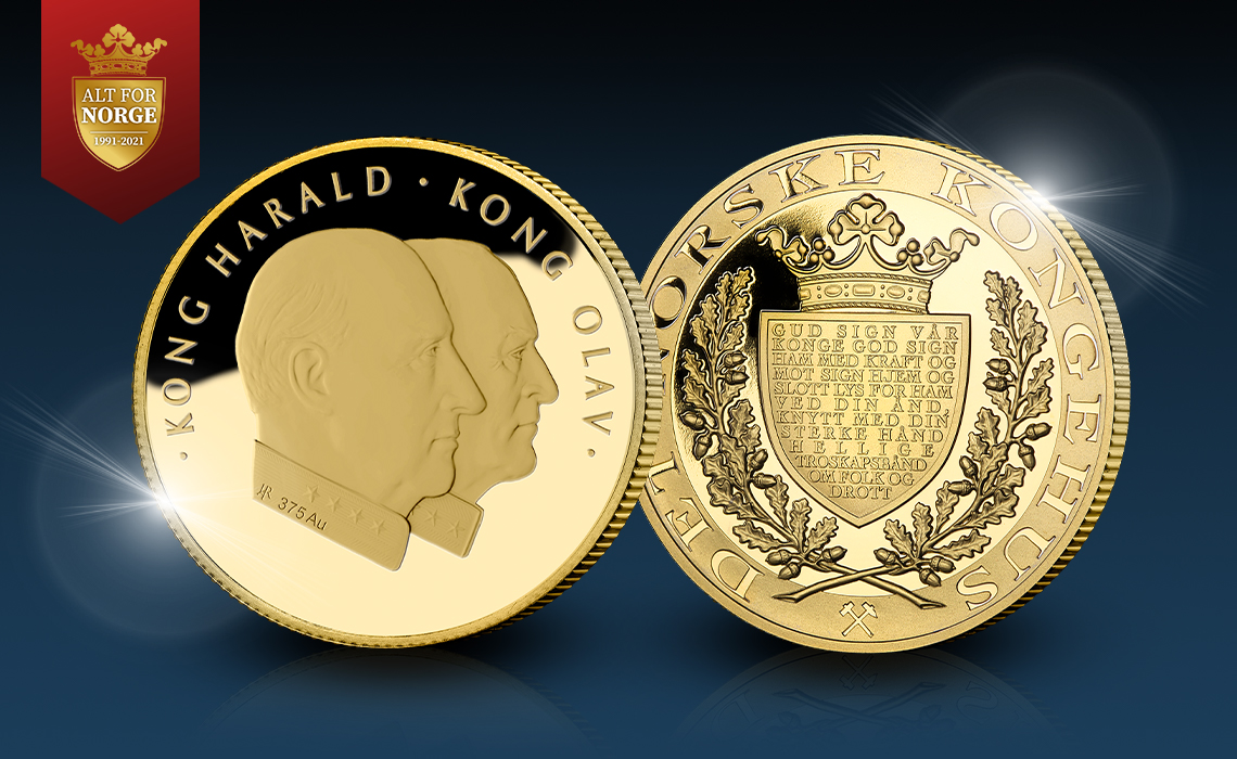 Gullmedaljen Konger av vår tid
