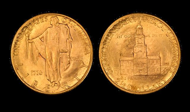 $2½  GULL Philadelphia Sesquicentennial