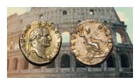Denarius etter Vespasian