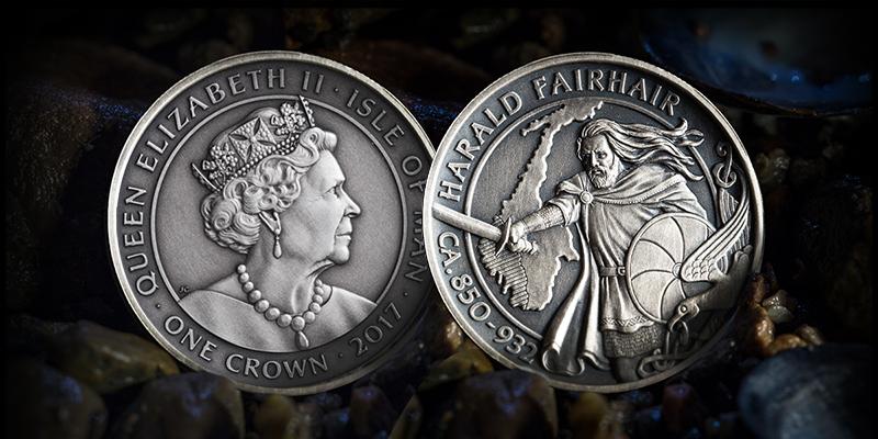 GRATIS vikingmynt belagt med rent sølv til deg: