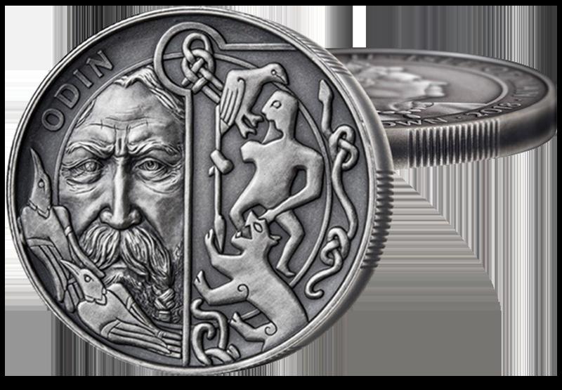 GRATIS vikingmynt til deg: