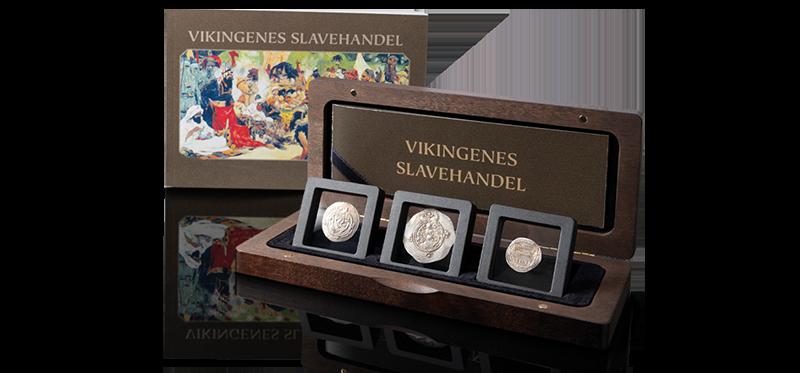 Sjeldne mynter fra vikingenes slavehandel med Baghdad og Silkeveien!