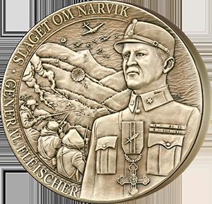 General Fleischer viste hva norske styrker kunne få til dersom de var klare for krig, noe de dessverre i sørgelig liten grad var.