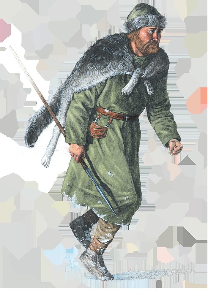 Harald Gråfell var den siste sikre etterkommeren av Harald Hårfagre. Som konge fikk han til lite.
