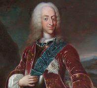 Christian VI var sin festglade fars pietistiske motsetning